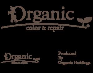 オーガニックカラー専門 Organic 商標登録を取得。
